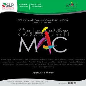 Apertura Colección MAC @ Museo de Arte Contemporáneo de San Luis Potosí | Ciudad Valles | San Luis Potosí | México