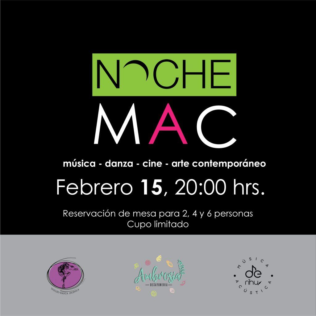 noche mac edición San Valentin @ museo de arte contemporáneo  | Gómez Palacio | Durango | México